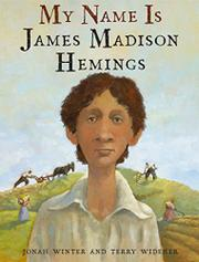 My Name is James Madison Hemings Cover